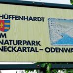 Hüffenhardt. Deutschland.