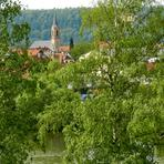 Neckar. Haßmersheim. De.
