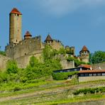 Burg Hornberg. Neckar. De.