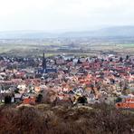 Rheinfahrt. Gau-Algesheim.
