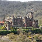 Rheinfahrt. Reichenstein Castle.