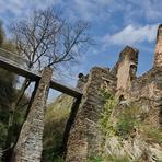 Rheinfahrt. Fürstenberg Castle.