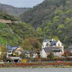 Rheinfahrt. Lorch.