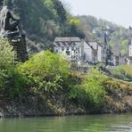 Rheinfahrt. Loreley.