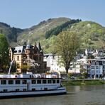 Rheinfahrt. Boppard.