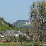 Rheinfahrt. Marksburg.