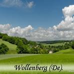 Wollenberg. Hüffenhardt. Bargen. Neckarbischofsheim. Deutschland. /De/. Germany.