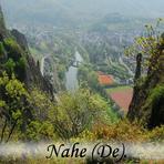Nahe - region. Deutschland. /De/. Germany.