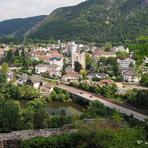Burg Ebernburg. Nahe - region.
