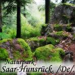 Naturpark Saar-Hunsrück. Deutschland. /De/. Germany.