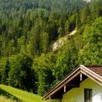 Berchtesgadener Alpen.